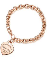 Tiffany & Co. Return To Tiffanytm Heart Tag Bracelet - Multicolour