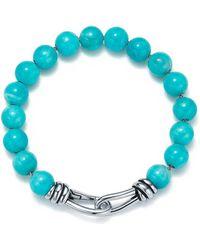 Tiffany & Co. - Knot Bead Bracelet - Lyst