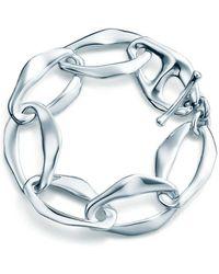 Tiffany & Co. - Aegean Toggle Bracelet - Lyst