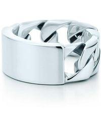 Tiffany & Co. - Id Ring - Lyst
