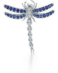 Tiffany & Co. Tiffany Enchant® Dragonfly Brooch - Blue