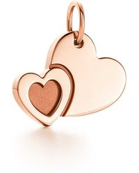 Tiffany & Co. - Sweet Heart Charm - Lyst