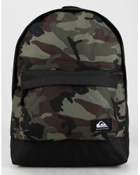 Quiksilver Everyday Poster Camo Backpack - Multicolor