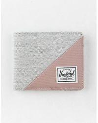 Herschel Supply Co. - Roy Gray Wallet - Lyst