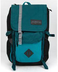 Jansport Hatchet Ecolution Backpack - Blue