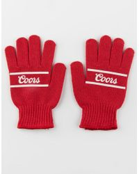 Brixton - X Coors Signature Gloves - Lyst