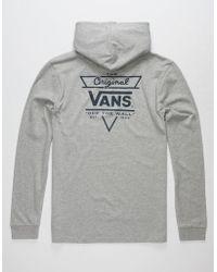 Vans - Van Doren Mens Lightweight Hoodie - Lyst