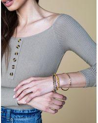 WEST OF MELROSE - 4 Piece Star Beaded Bracelets - Lyst