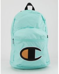 Champion Supercize Pastel Green Backpack