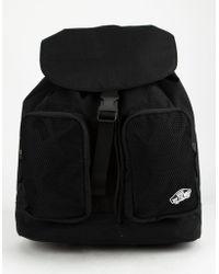 d2c27657b4 Lyst - Vans Van Doren Original Backpack Black in Black for Men