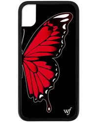 Wildflower Red Wing Iphone Xr Case