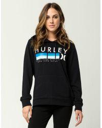Hurley - Blender Womens Hoodie - Lyst