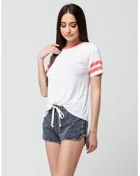 Others Follow - Pigment Womens Dolphin Shorts - Lyst