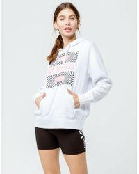Vans - Funnier Times Womens Biker Shorts - Lyst