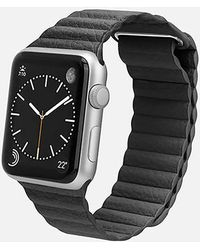 Casetify - 42mm Magnetic Gray Apple Watch Band - Lyst