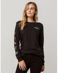 Hurley - Palmer Perfect Womens Tee - Lyst
