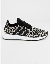 adidas Swift Run Sneaker (women) - Black