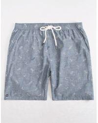 Micros - Pineapple Mens Shorts - Lyst