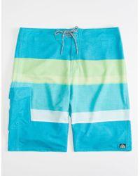 Reef - Marcos Mens Boardshorts - Lyst