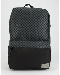 Hex Aspect Exile Black Checker Backpack