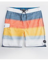 62ebc91fde Superdry Sd State Volley Swim Shorts in Blue for Men - Lyst