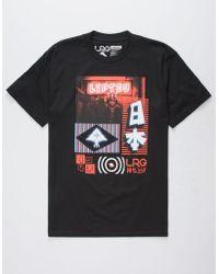 LRG - Neon Sign Mens T-shirt - Lyst