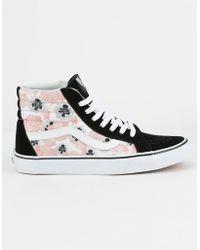 318e512be36e44 Vans - California Poppy Sk8-hi Reissue Womens Shoes - Lyst