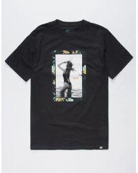 Reef - Solitude Mens T-shirt - Lyst