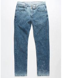 Levi's - 502 Regular Taper Fit West Witch Mens Jeans - Lyst