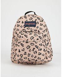 Jansport Half Pint Show Your Spots Mini Backpack - Multicolor