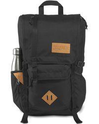 Jansport Hatchet Black Backpack