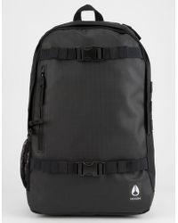 Nixon - Smith Iii Skatepack Backpack - Lyst