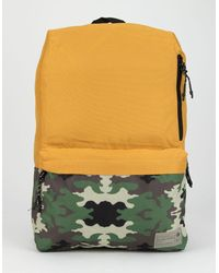 Hex Aspect Exile Gold & Camo Backpack - Multicolor