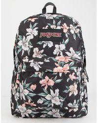 Jansport Ashbury Gray Vintage Backpack
