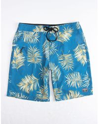 Captain Fin - Transistor Island Time Mens Boardshorts - Lyst