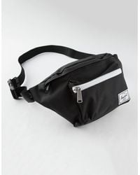 Herschel Supply Co. Black Seventeen Waistpack Bag