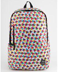 Nixon - X Mickey - Smith Backpack Se Ii - Cmyk (c28203099) - Lyst