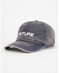 Bioworld Future Womens Dad Hat - Blue