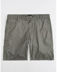RVCA - About Time Mens Shorts - Lyst