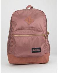 Jansport Super Fx Mocha Gold Backpack - Multicolor