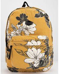 O'neill Sportswear Blazin Amber Backpack - Yellow