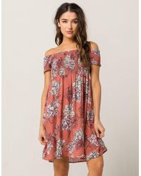 Others Follow - Smocked Womens Dress - Lyst