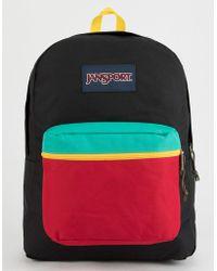 Jansport - Superbreak Rasta Backpack - Lyst