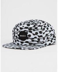 3546cdb1e28628 Stussy Dot Trucker Hat In Black. in Black for Men - Lyst