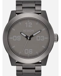 Nixon - Corporal Ss Watch - Lyst