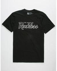 Young & Reckless Og Mens T-shirt - Black