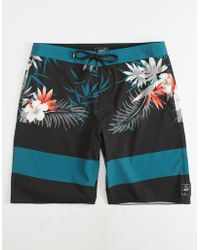 Vans - Era Black Mens Boardshorts - Lyst