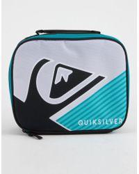 Quiksilver - Capri Blue Lunch Box - Lyst