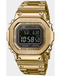 G-Shock Goldtone Ip Digital Watch - Metallic