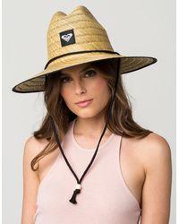 Roxy Tomboy 2 Sun Hat - Black
